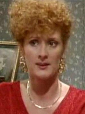 Liz McDonald - Liz as she appeared in 1991.