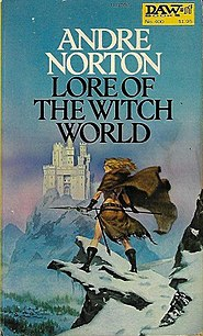 <i>Lore of the Witch World</i> book by Andre Norton