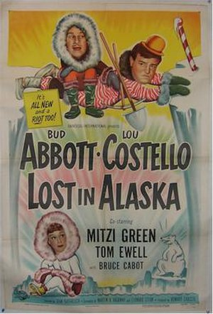 Lost in Alaska - Theatrical release poster