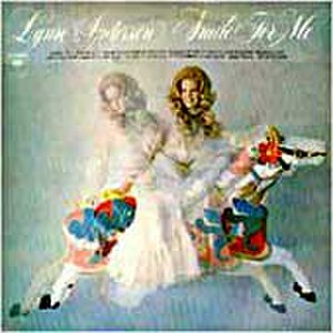 Smile for Me (album) - Image: Lynn Anderson Smile for Me