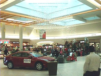 Mall del Norte - Image: Mall del Norte Interior