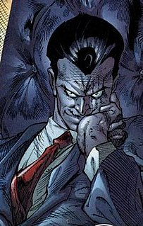 Mammon (comics) a primary antagonist in the Spawn comic series