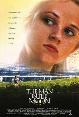 The Man in the Moon - Theatrical release poster