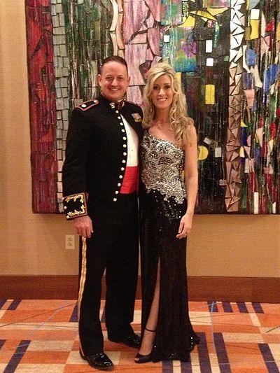 Marine Officer Mess Dress Uniform