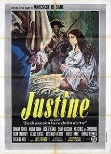 <i>Marquis de Sade: Justine</i> 1968 film by Jesús Franco