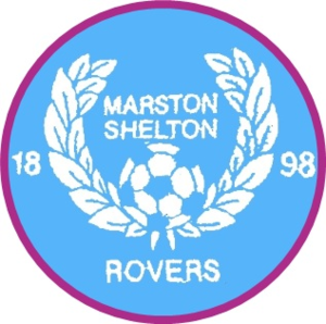 Marston Shelton Rovers F.C. - Image: Marston Shelton Rovers club badge