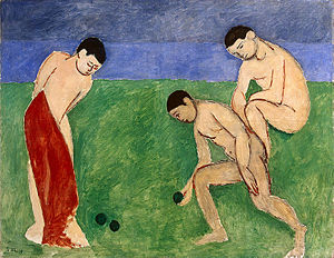 Game of Bowls - Image: Matisse Game of Bowls