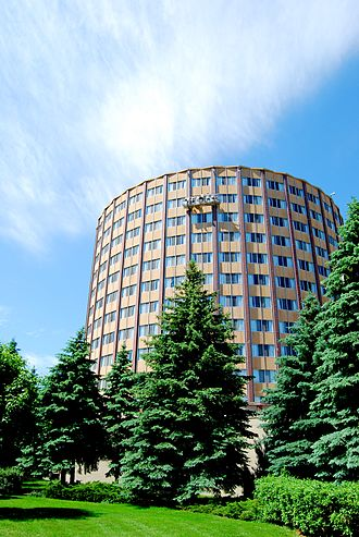Marquette University - McCormick Hall, a student residence hall