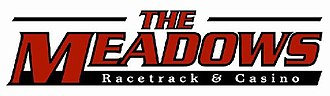 The Meadows Racetrack and Casino - Image: Meadows Logo 3