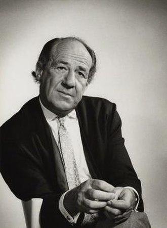 Michael Hordern - Michael Hordern in 1970