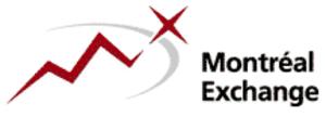 Montreal Exchange - Former Montreal Exchange logo