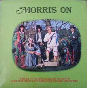 Morris On - Image: Morris On (Keith Morris album)
