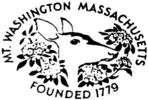 Mount Washington, Massachusetts - Image: Mount Washington MA seal