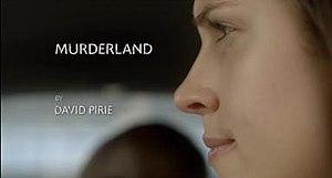 Murderland - Intertitle of episode one