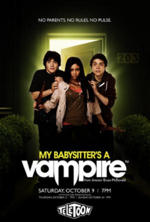 My Babysitter's a Vampire - Original movie poster