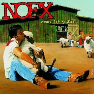 Heavy Petting Zoo - Image: NOFX Heavy Petting Zoo cover