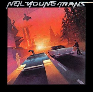 Trans (album) - Image: Neil Young Trans