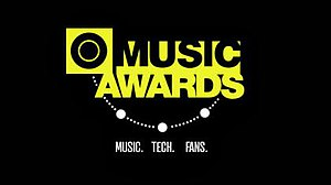 O Music Awards - Logo of the 2013 O Music Awards.