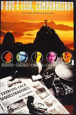 Four Days in September - Original film poster