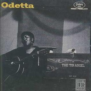 The Tin Angel - Image: Odetta and Larry The Tin Angel CD cover