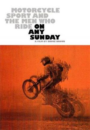 On Any Sunday - Image: On Any Sunday Film Poster
