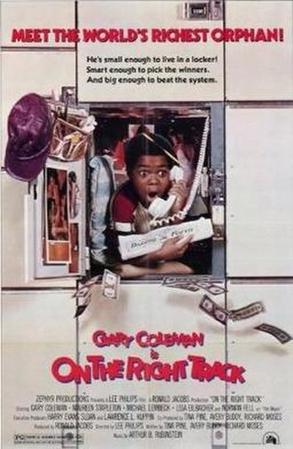 On the Right Track - On the Right Track movie poster