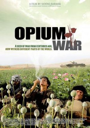 Opium War (2008 film) - Promotional poster