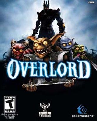 Overlord II - Image: Overlord II box art