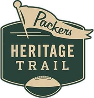 Packers Heritage Trail - Image: Packers Heritage Trail Logo