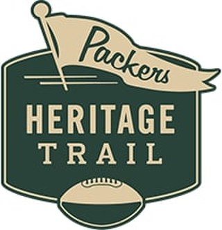 Packers Heritage Trail Logo