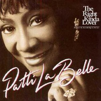 Patti LaBelle — The Right Kinda Lover (studio acapella)
