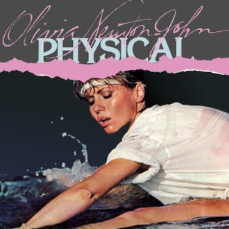 Physical (Olivia Newton-John song) - Image: Physical (Olivia Newton John single) coverart