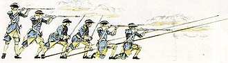 "Caroleans - The ""späckad"" formation served as an even better offensive weapon when facing superior cavalry numbers."