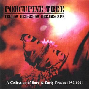 Yellow Hedgerow Dreamscape - Image: Porcupine Tree Yellow Hedgerow Dreamscape 2