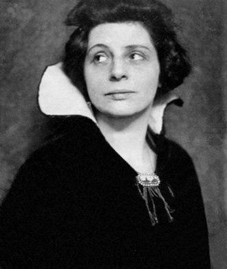 Lou Albert-Lasard - Lou Albert-Lasard, 1916