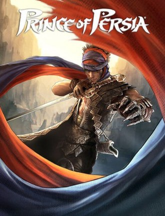 Prince of Persia (2008 video game) - Image: Prince of Persia 2008 vg Box Art