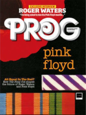 Prog (magazine) - Issue 88 cover