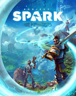 <i>Project Spark</i> 2014 video game