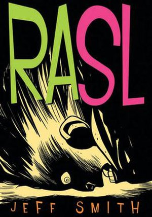 RASL - Cover of the first issue.