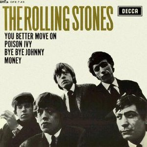 The Rolling Stones (EP) - Image: RSEP1