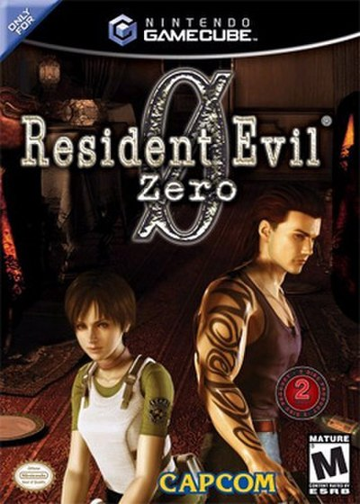 Picture of a game: Resident Evil Zero