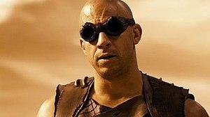 Riddick (character) - Vin Diesel portraying Riddick