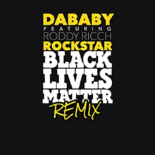 Rockstar Remix (Official Single Cover) - DaBaby featuring Roddy Ricch.png