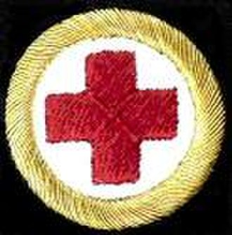 Medical Assistant (Royal Navy) - Image: Royal Navy Medical Assistant Insignia