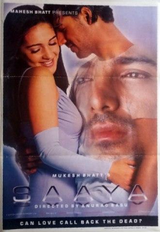 Saaya (2003 film) - Image: Saaya 2003