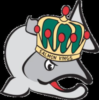 Victoria Salmon Kings - Image: Salmon Kings Logo 2005