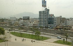 San Borja District, Lima, Peru (14 12 2006).jpg