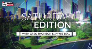 <i>Saturday Edition</i> television series