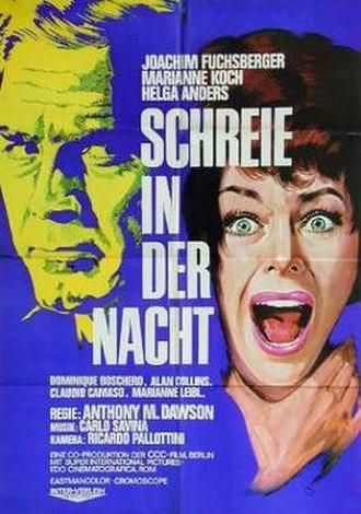 The Unnaturals - German film poster for The Unnaturals