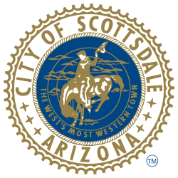 Official seal of City of Scottsdale